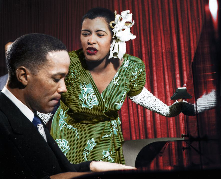 Billie : Photo Billie Holiday