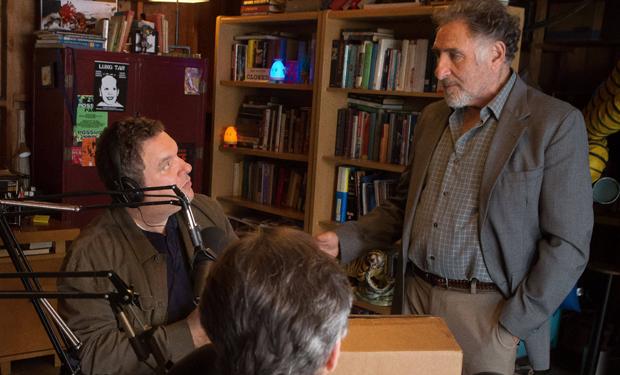 Photo Jeff Garlin, Judd Hirsch, Marc Maron