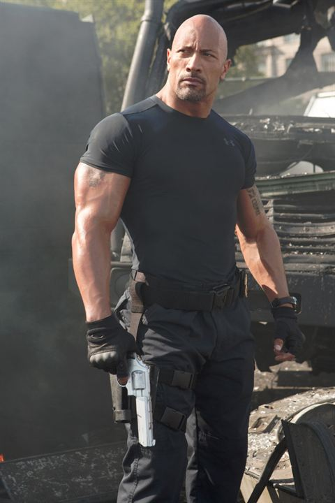 Fast & Furious 6 : Photo Dwayne Johnson