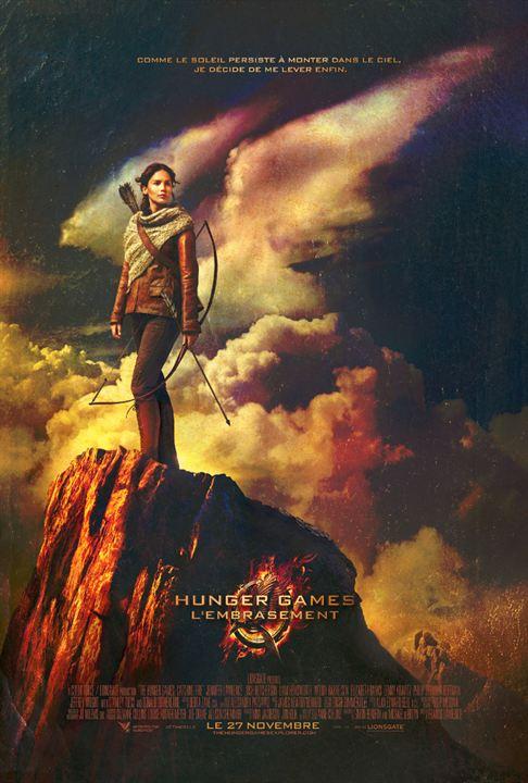 Hunger Games - L'embrasement : Affiche