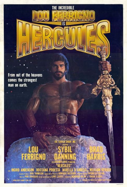 Hercule : Affiche