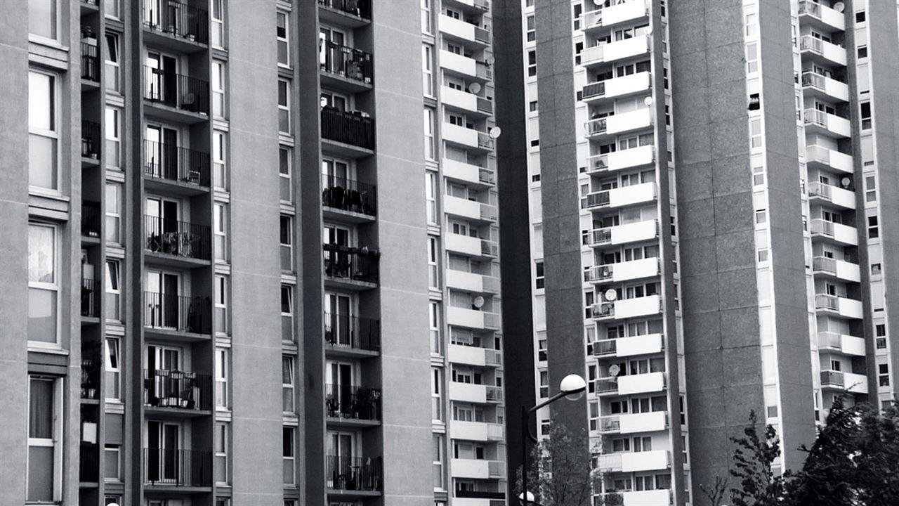 Rue des Cités : Photo