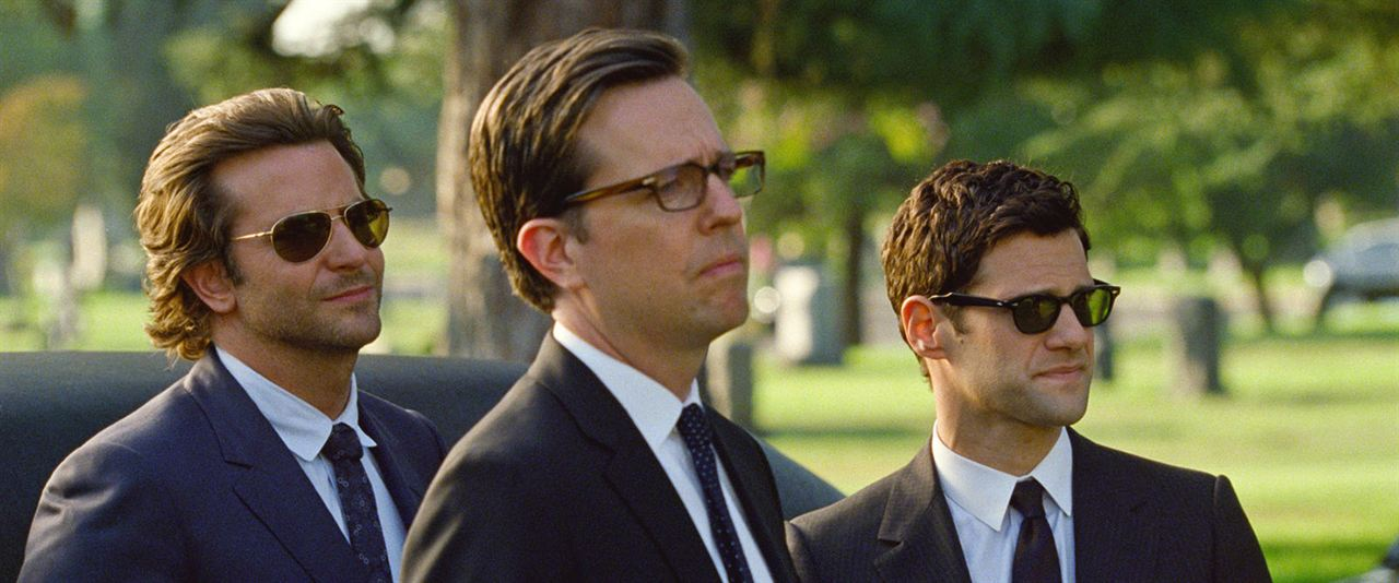 Very Bad Trip 3 : Photo Bradley Cooper, Ed Helms, Justin Bartha