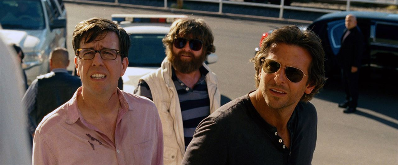 Very Bad Trip 3 : Photo Bradley Cooper, Ed Helms, Zach Galifianakis