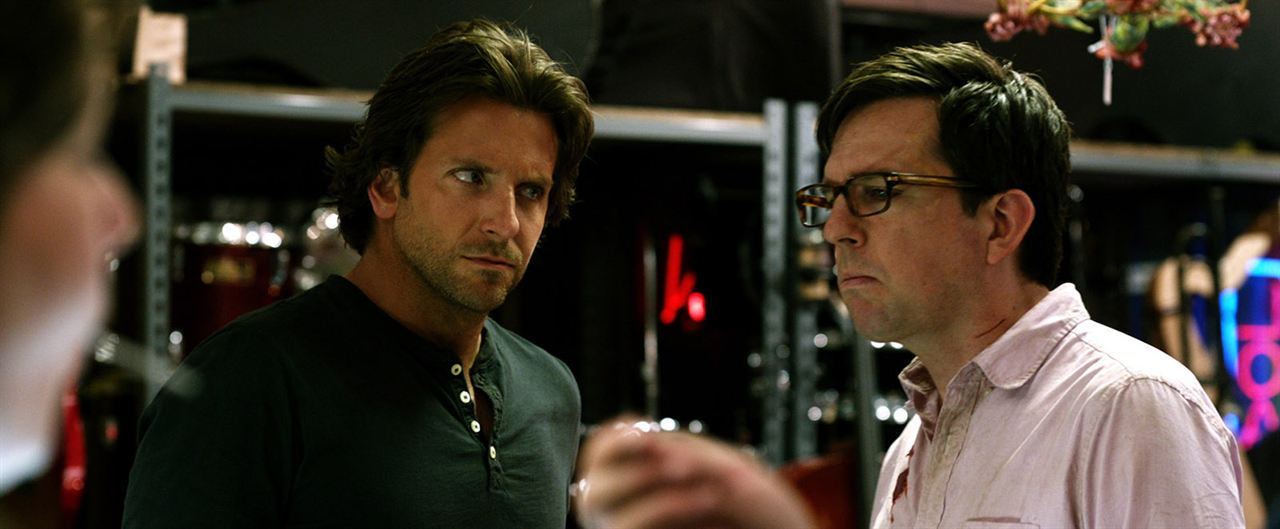 Very Bad Trip 3 : Photo Bradley Cooper, Ed Helms