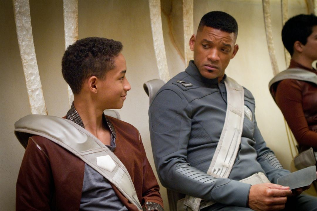 After Earth : Photo Jaden Smith, Will Smith