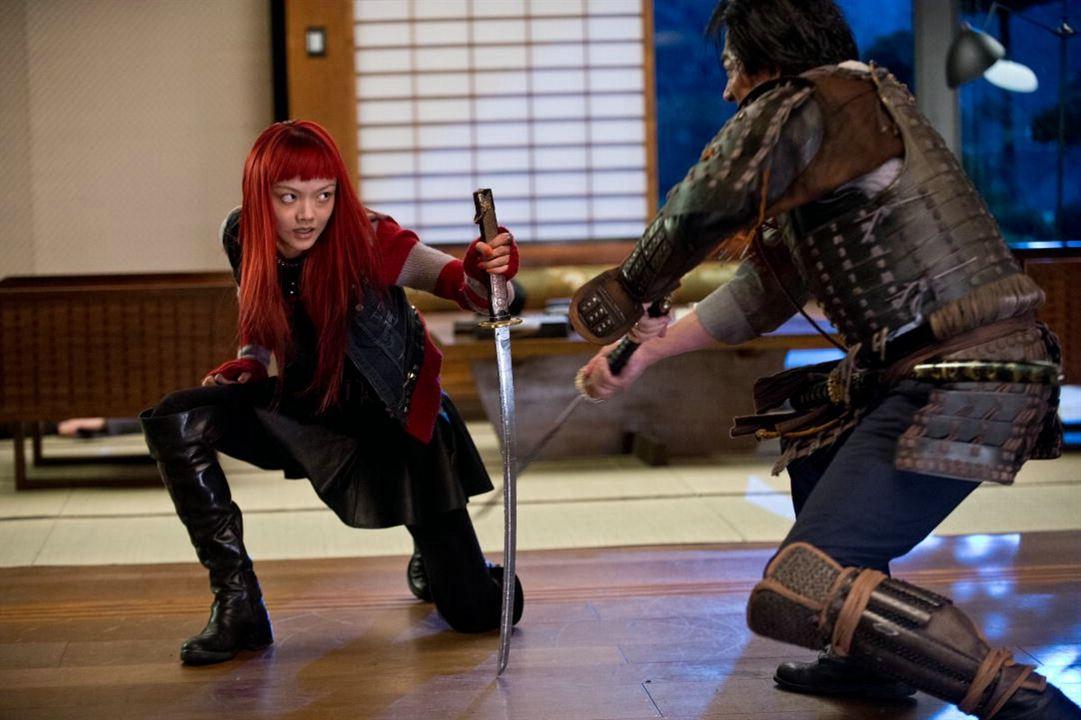 Wolverine : le combat de l'immortel : Photo Hiroyuki Sanada, Rila Fukushima