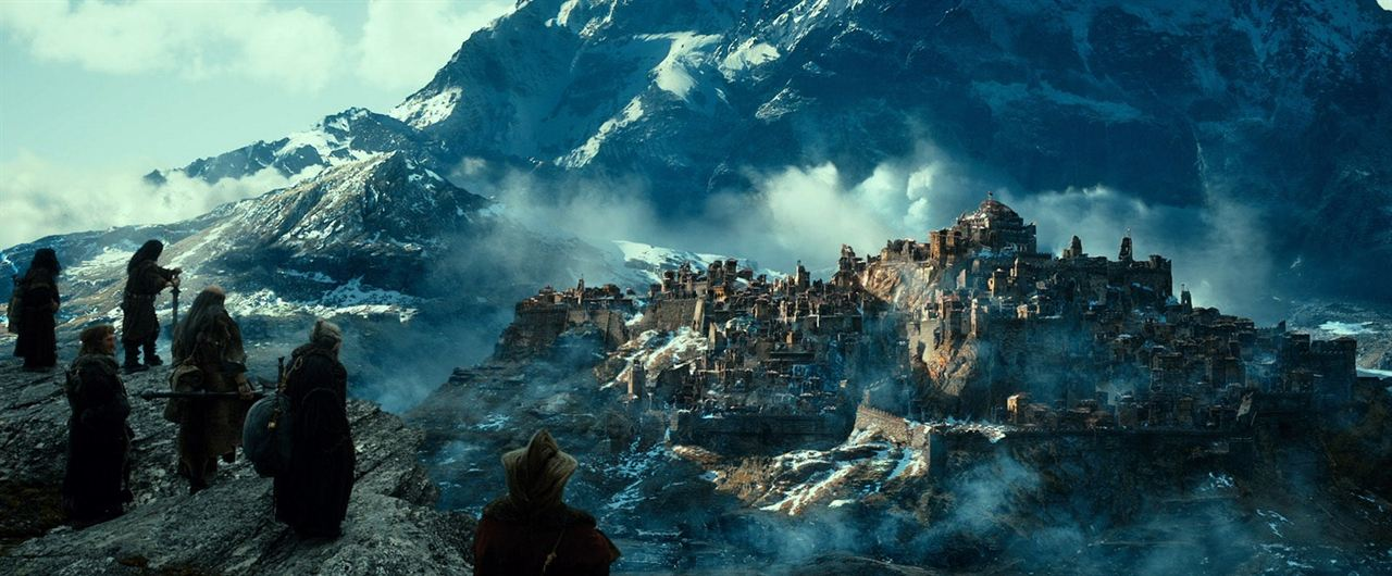 Le Hobbit : la Désolation de Smaug : Photo