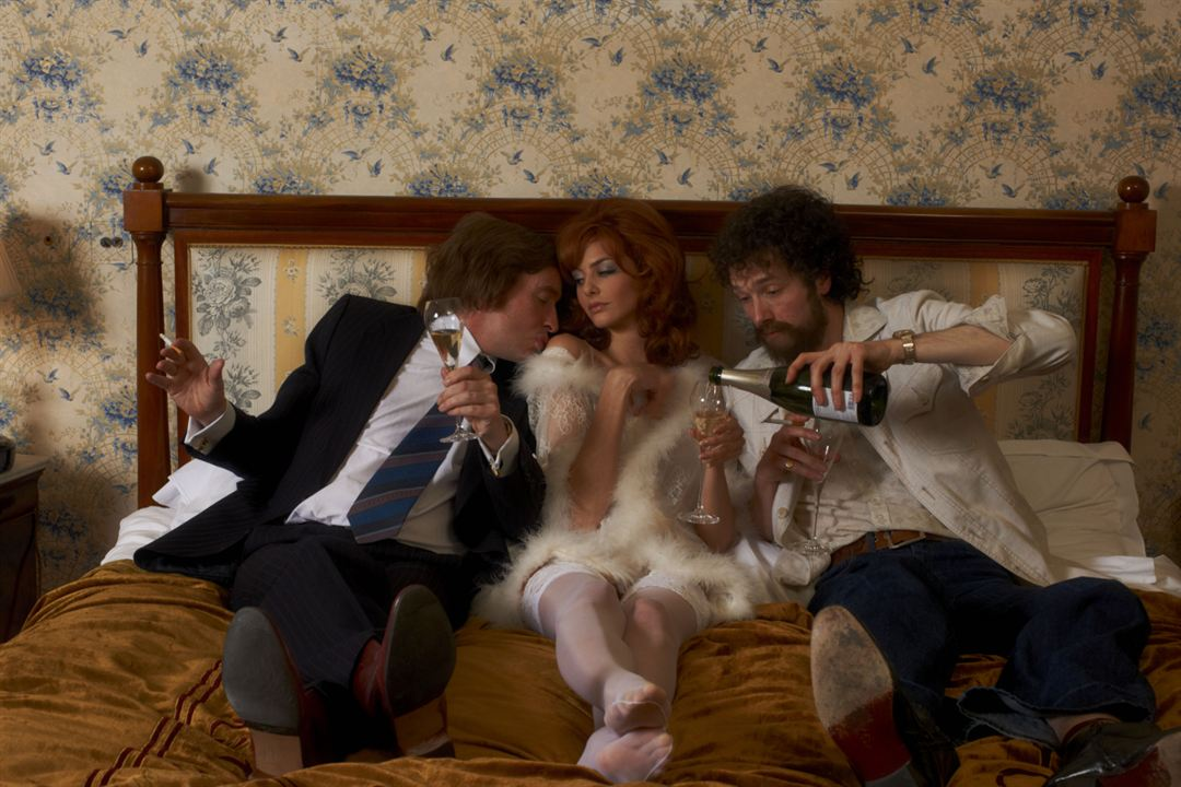 A very Englishman : Photo Chris Addison, Steve Coogan, Tamsin Egerton