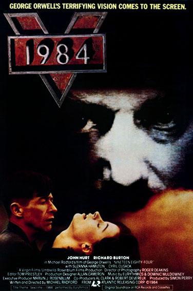 1984 : Affiche