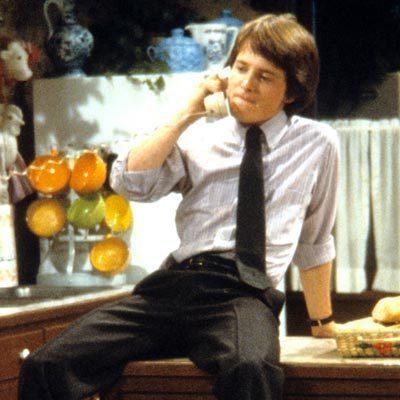 Sacrée Famille : Photo Michael J. Fox