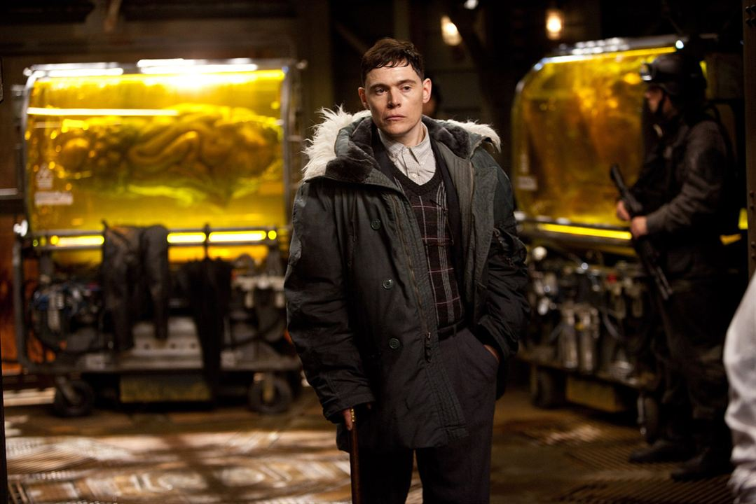Pacific Rim : Photo Burn Gorman