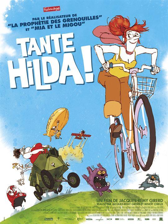 Tante Hilda ! : Affiche