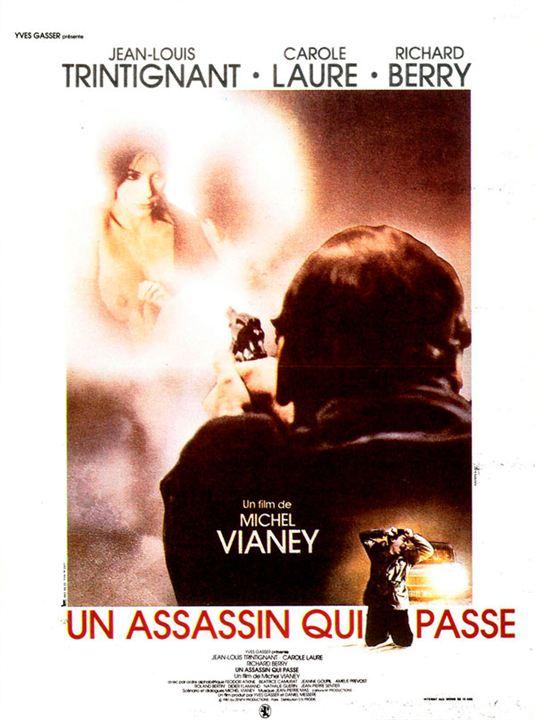 Un Assassin qui passe : Affiche