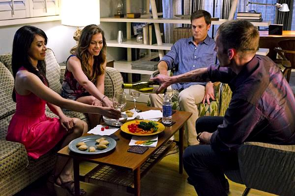 Photo Aimee Garcia, Bethany Joy Lenz, Desmond Harrington, Michael C. Hall