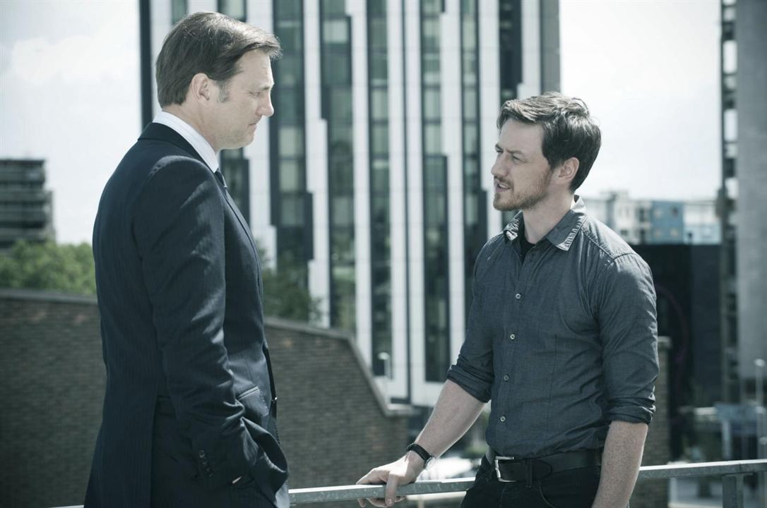 Welcome to the Punch : Photo David Morrissey, James McAvoy