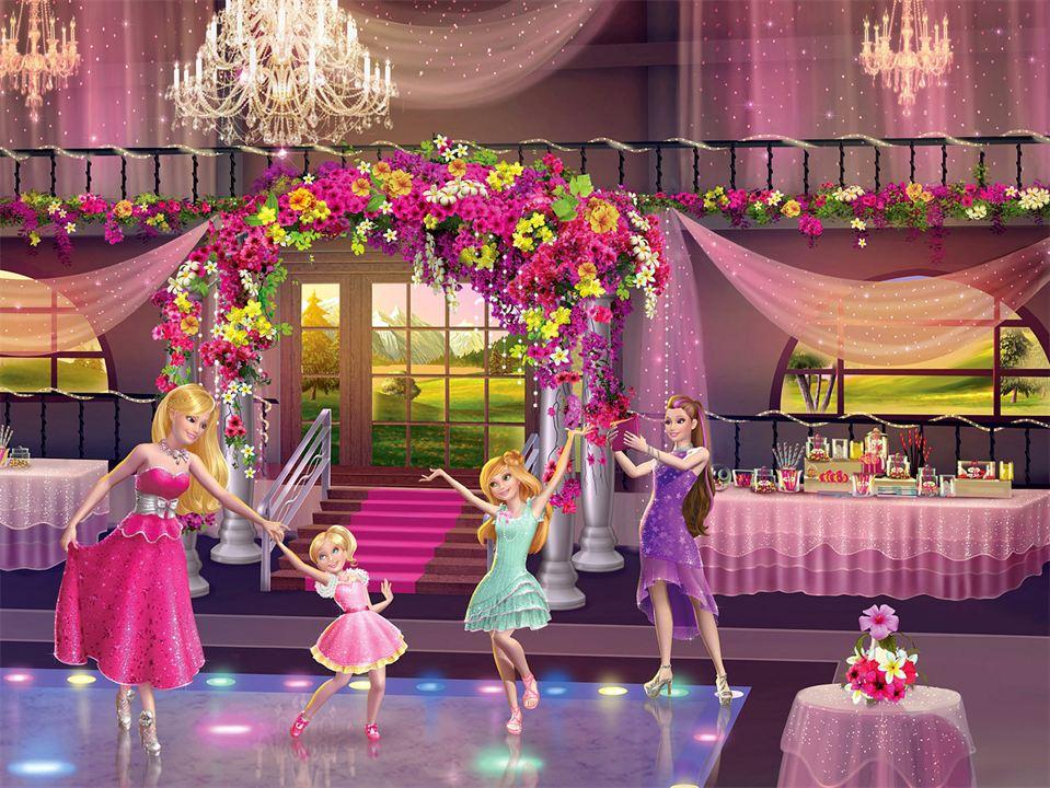 Barbie & ses soeurs au club hippique : Photo