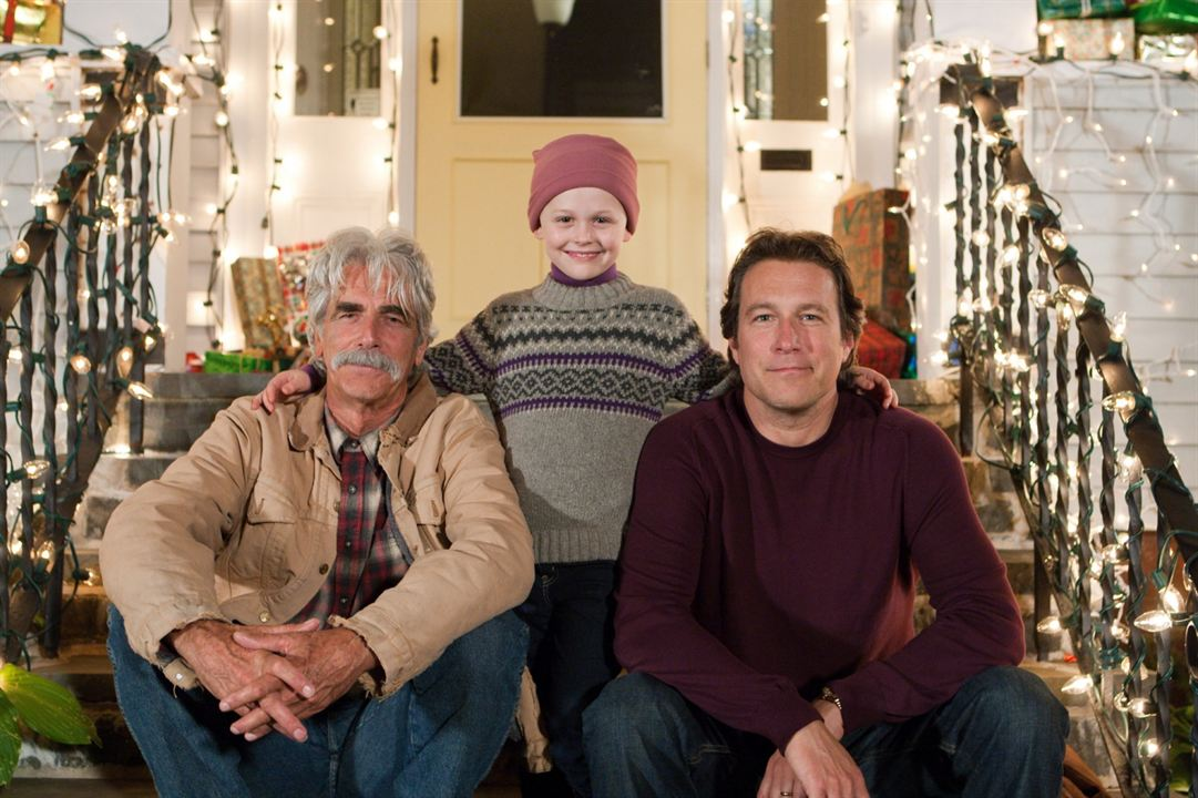 Une lueur d'espoir : Photo Emily Alyn Lind, John Corbett, Sam Elliott