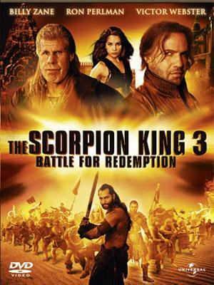Le Roi Scorpion 3 - L'Oeil des Dieux : Affiche
