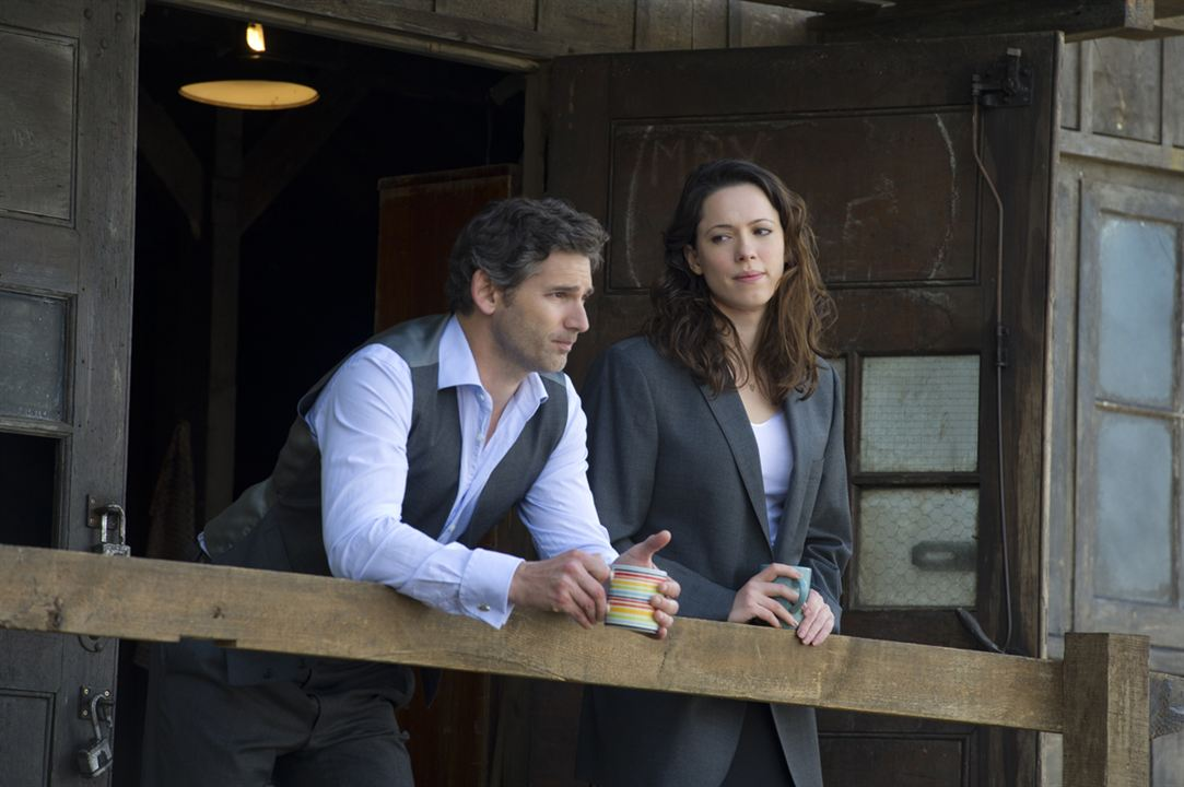 Closed Circuit : Photo Eric Bana, Rebecca Hall