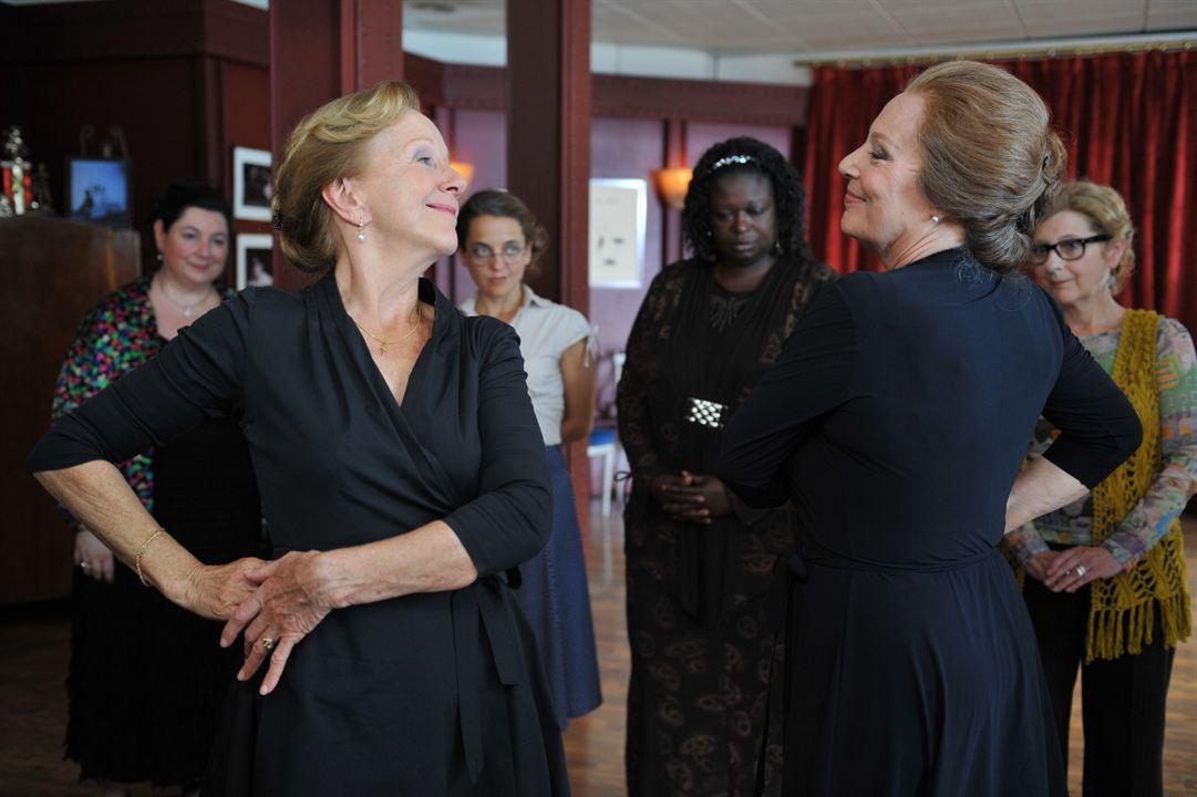 Attila Marcel : Photo Bernadette Lafont, Hélène Vincent