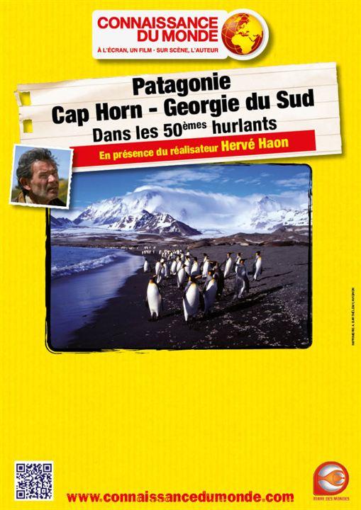 affiche du film patagonie cap horn georgie du sud dans les 50 mes hurlants affiche 1 sur. Black Bedroom Furniture Sets. Home Design Ideas