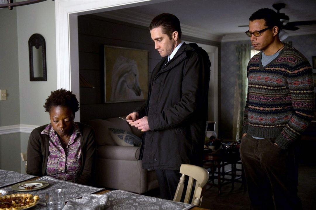 Prisoners : Photo Jake Gyllenhaal, Terrence Howard, Viola Davis
