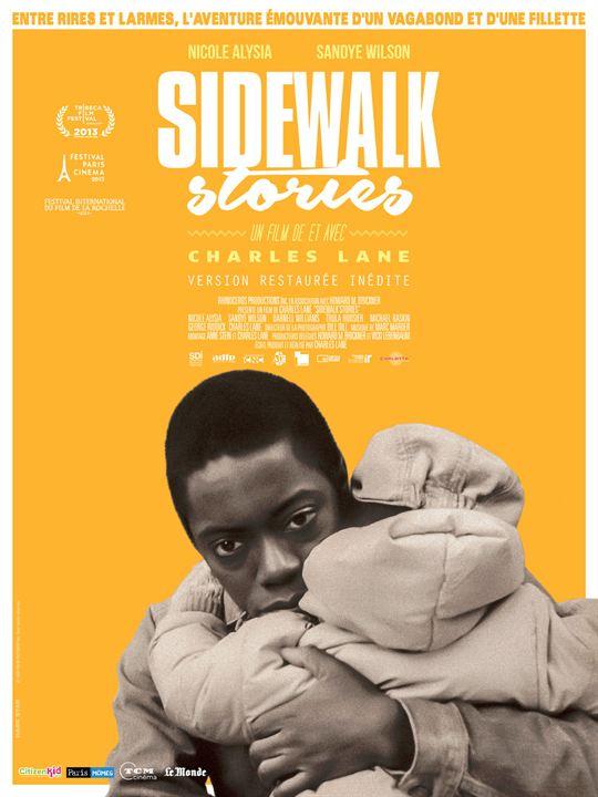 Sidewalk stories : Affiche