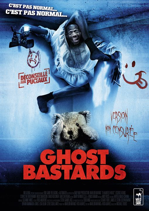 Ghost Bastards (Putain de fantôme) : Affiche