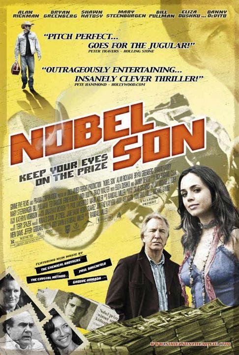 Nobel Son : Affiche