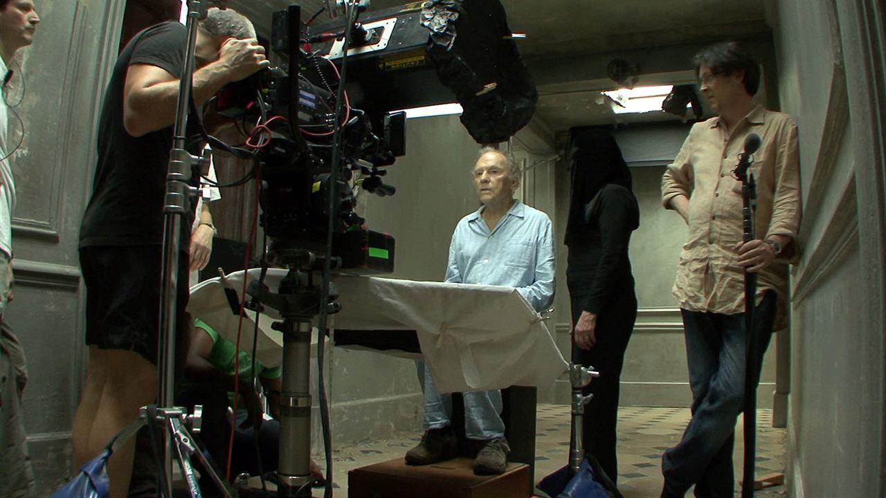 Michael Haneke : Profession réalisateur : Photo Jean-Louis Trintignant