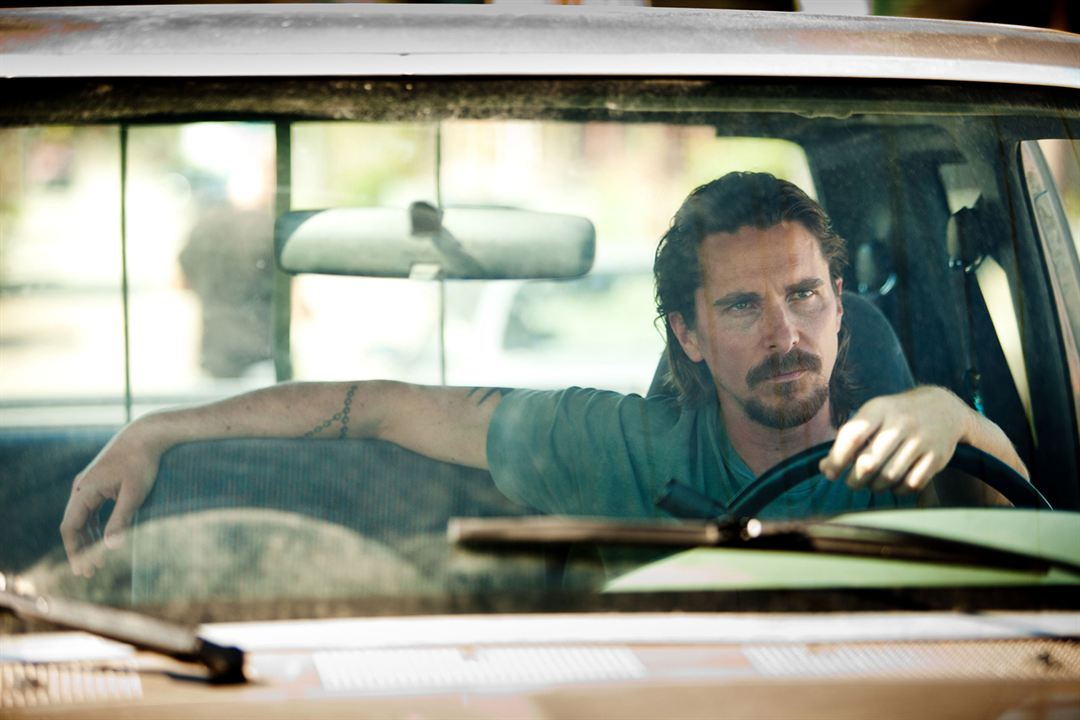 Les Brasiers de la Colère : Photo Christian Bale