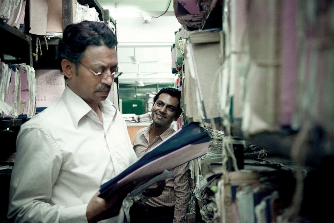 Photo Irrfan Khan, Nawazuddin Siddiqui