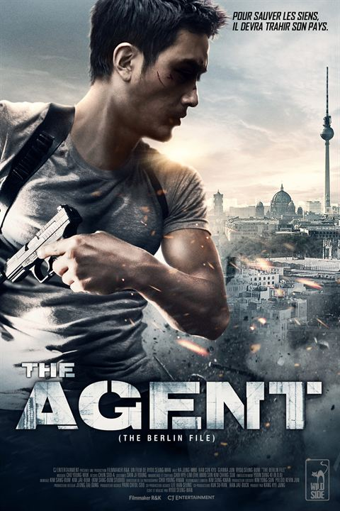 The Agent : Affiche