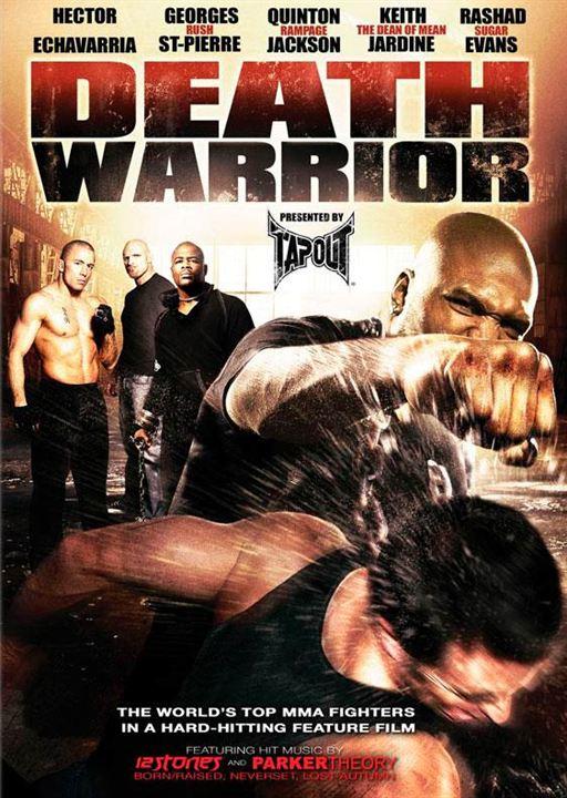 Death Warrior : Affiche