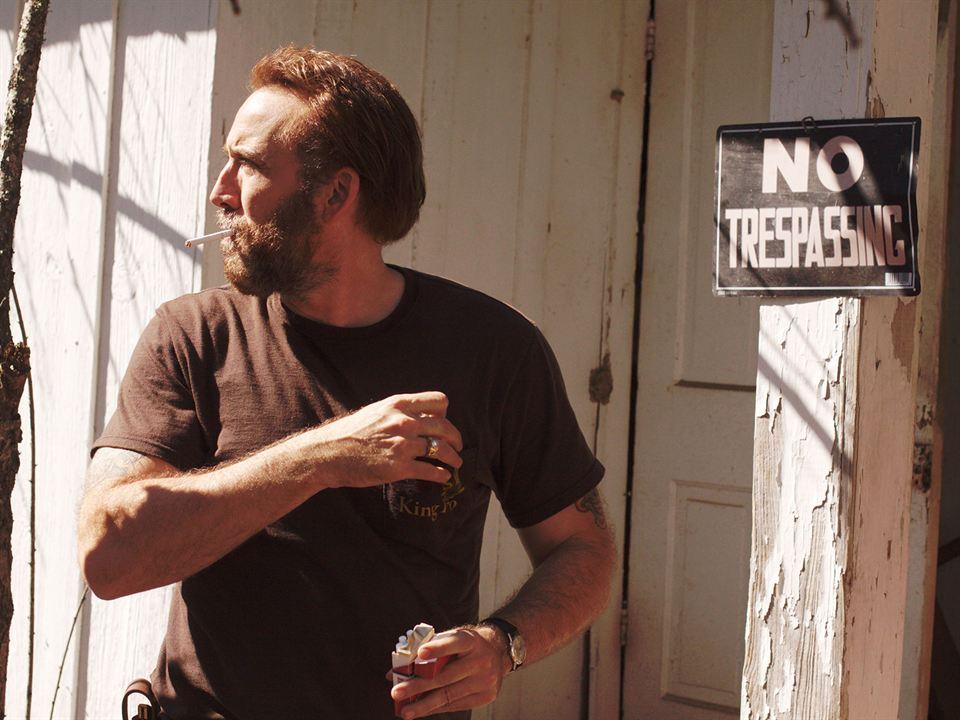 Joe : Photo Nicolas Cage