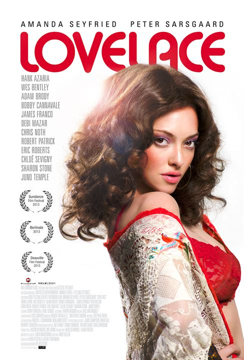 Lovelace : Affiche