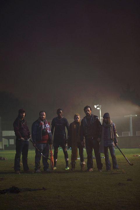 Goal of the dead - Première mi-temps : Photo Ahmed Sylla, Alban Lenoir, Alexandre Philip, Charlie Bruneau, Tiphaine Daviot
