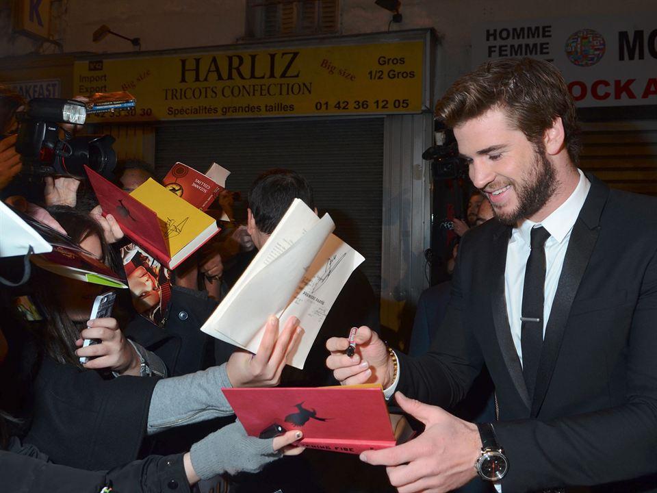 Hunger Games - L'embrasement : Photo promotionnelle Liam Hemsworth