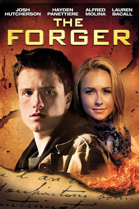 The Forger : Affiche