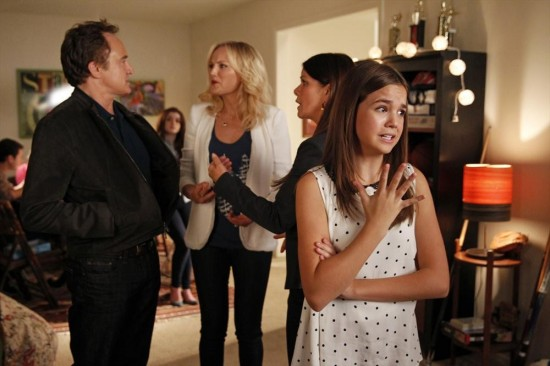 Photo Bailee Madison, Bradley Whitford, Malin Åkerman, Marcia Gay Harden
