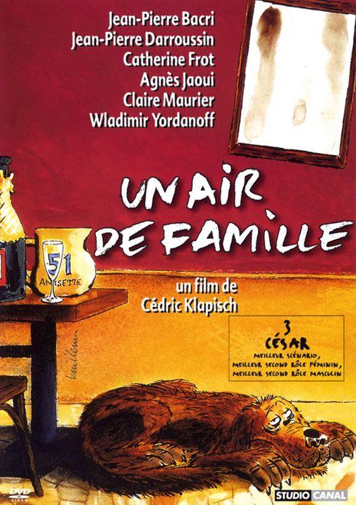 Un air de famille : Affiche