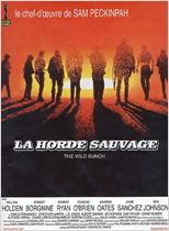 film  La Horde sauvage  en streaming