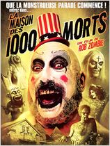 film  La Maison des 1000 morts  en streaming