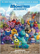 film  Monstres Academy  en streaming