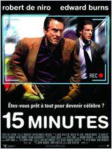 15 minutes (fifteen minutes)