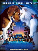 Telecharger Comme chiens et chats (Cats & Dogs) Dvdrip Uptobox 1fichier