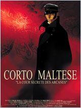 Corto Maltese, la cour secrète des arcanes