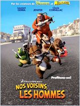 Nos voisins, les hommes (Over the Hedge)