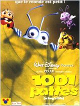 1001 Pattes (A Bug's Life)